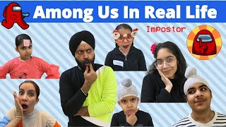 Among Us In Real Life - Part 1 | RS 1313 VLOGS | Ramneek Singh 1313
