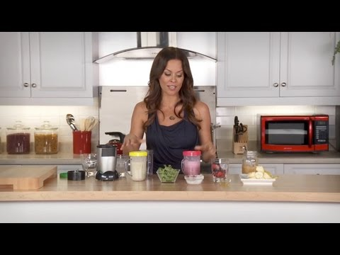 How to Make a Protein Shake with Brooke Burke - Let's Cook with Modernmom