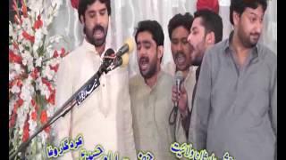Zakir Ali Imran prize winner New Qasida  at jashan  30 April 2017 Imam Bargah Chakri Pakistan