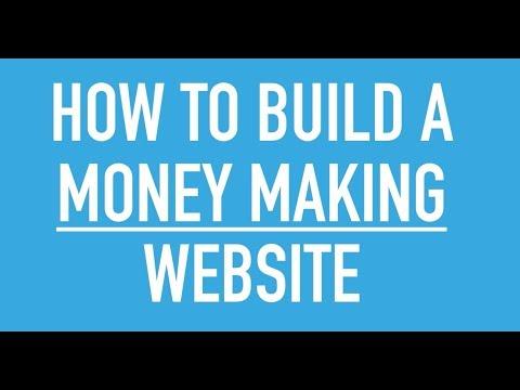 How to Build a Money Making Website | Bookmark.com