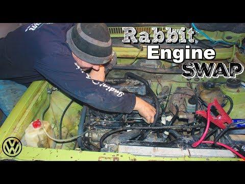 Volkswagen MK1 New Engine Ep 4