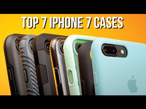 Best iPhone 7 Cases Available Now - Top 7 - Giveaway [CLOSED]