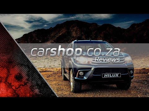 New Toyota Hilux | Carshop Drive #56