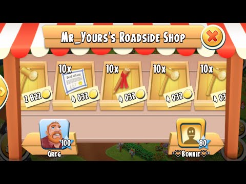 More Land Materials Update Items On Sale Now - Hay Day Level 81 | Part 16 - Freedom Farm