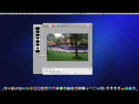 Frame Images On Your Mac With EasyFrame