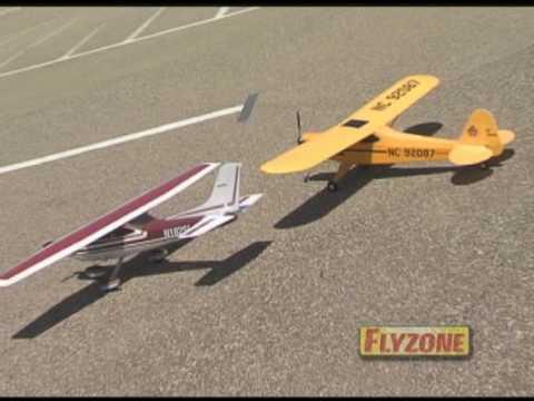 Spotlight: FlyZone Piper J3 Cub EP RTF 2.4GHz