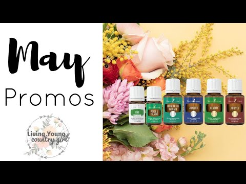Young Living || May Promos || US