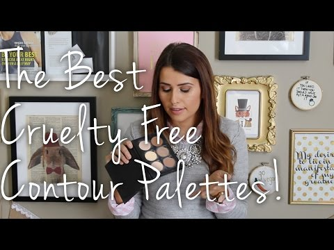 The Best Cruelty Free Contour Palettes! - Logical Harmony