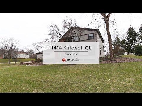 1414 Kirkwall Court Inverness, IL 60010