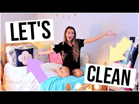 Cleaning My Room: My Tips and Tricks!
