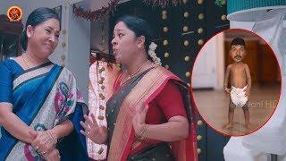 Raghava Lwrence Afraid Of Ghosts - Comedy Scene - Ganga Movie Scenes