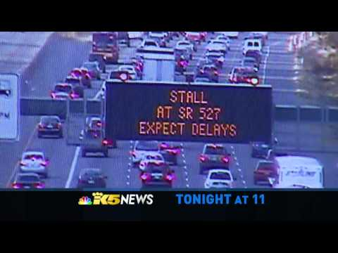 Seattle Gridlock: An Insider's Guide to Surviving Rush Hour