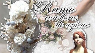 RAMO CON FLORES DE AZÚCAR. MAIRUMACAKE EP 5