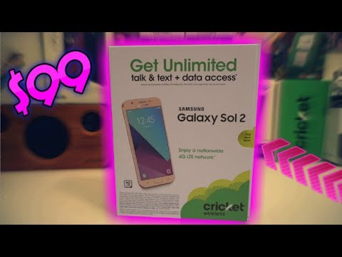 Samsung Galaxy Sol 2 Unboxing & First Impressions