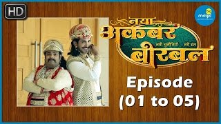 Naya Akbar Birbal (Combine Episodes 01 to 05) | Big Magic