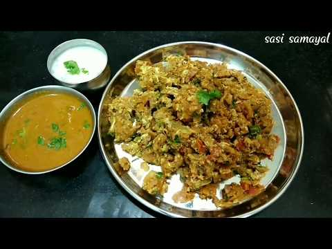 கொத்து சப்பாத்தி \ KOTHU CHAPATHI \ WHEAT kothu \ Egg chapathi\ chapathi varieties\ in tamil