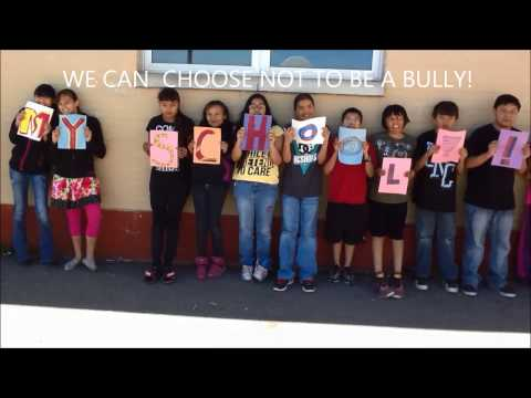 Not In My School! - Anti-Bully Video