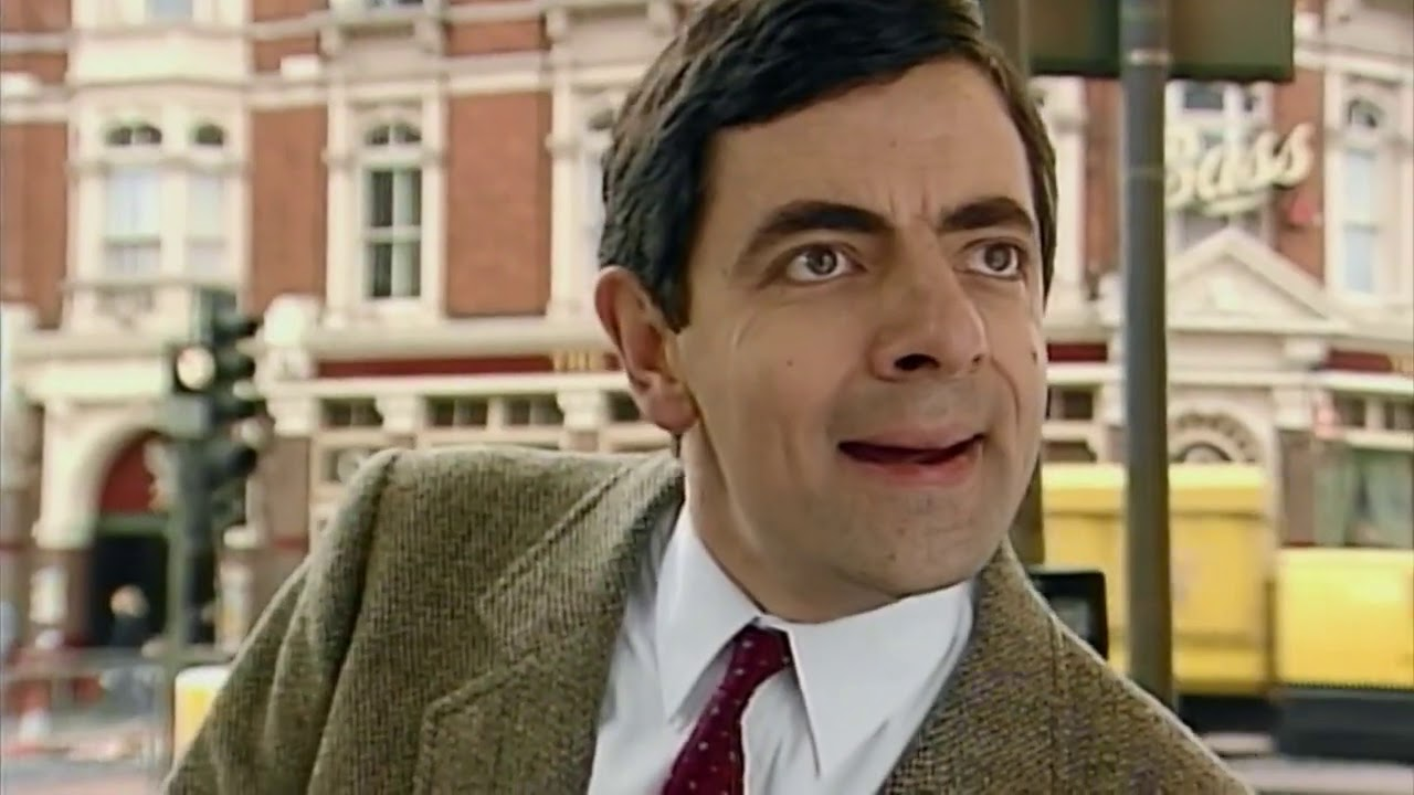 Mr Bean on the Town! | Full Episodes | Classic Mr Bean