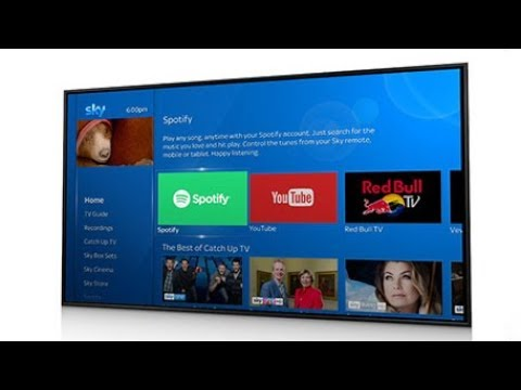 What's new for Sky Q