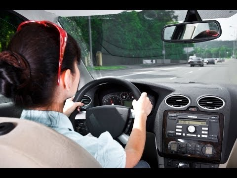 How to Start & Stop Smoothly | Driving Lessons