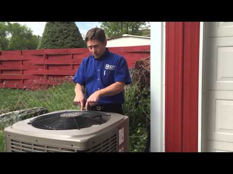 How to keep your Central Air working