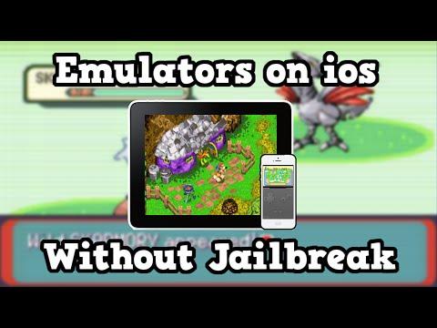Emulators on IOS without Jailbreak