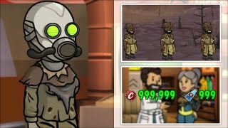 Fallout Shelter Save Editor app: MODS [1 10] *NO ROOT*