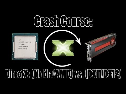 What is DirectX and How Does it Work? (DX11 vs. DX12)