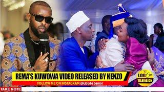 Ka Video Ka Rema Nga Kenzo Amuwowa Kamweralikirizza, Kagenda Kufuluma