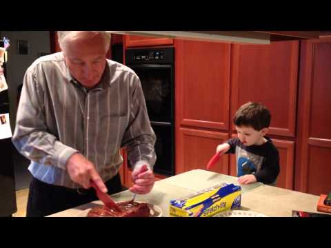 The Fine Art of Cutting Corned Beef