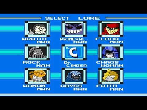 Legends of Lordran: Mega Man Edition