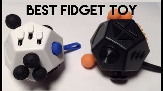 Download BEST FIDGET TOY? Holy Crystal decompression magic cube (Better than the Fidget Cube?) Video