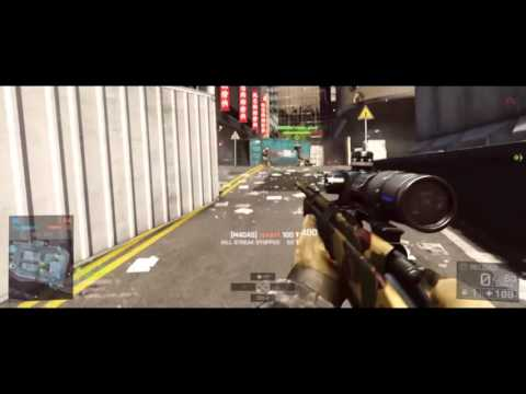 Battlefield 4 - Back From The Dead ! (Montage)