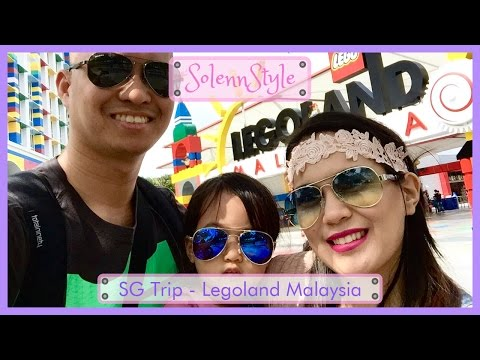 Solenn's Singapore Trip 2016 - Legoland Malaysia