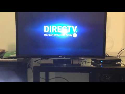 How To Reset Directv H/25 HD Receiver