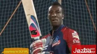 Super Long Sixes Competition Won by Andre Russel And Luke Wright