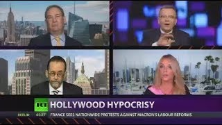 CrossTalk: Hollywood Hypocrisy