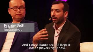 FinTech Festival 2016 Highlights Day 4 - Pranav Seth on the core