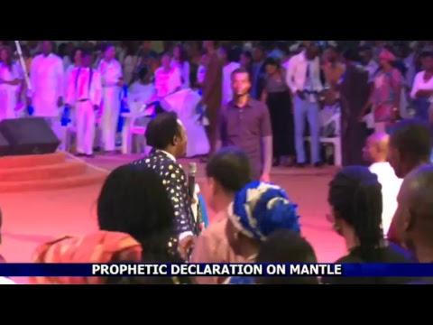 LIVE PROPHETIC MOVE  | WITH BRO. JOSHUA IGINLA | 15/04/2018 | CHAMPIONS INT'L HQ, ABUJA, NIGERIA