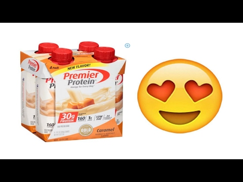 Premier Protein Shakes FOUR PACK .67 at WALMART 😍