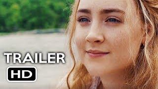 The Seagull Official Trailer #1 (2018) Saoirse Ronan, Elisabeth Moss Drama Movie HD