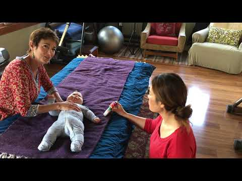 Feldenkrais with Babies with Cerebral Palsy