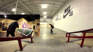 promo code 06aeb b2729 Nike SB Lunar Janoski Wear Test Minneapolis