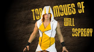 Top 30 Moves of Will Ospreay [HD]