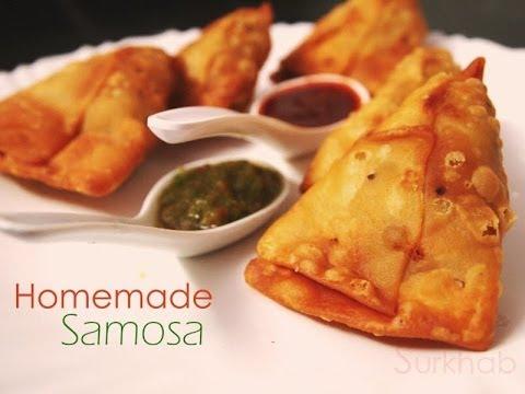 How to Make Samosa at Home