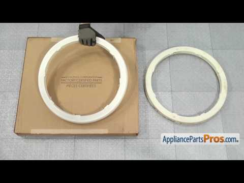 Washer Balance Ring (part #WP387240) - How To Replace