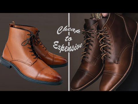 How to Make Cheap Boots Look Expensive