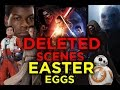 The Force Awakens Novel: Deleted Scenes and Easter Eggs    Generation Tech