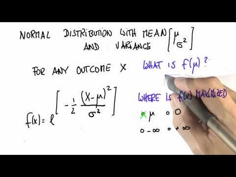 Maximum Value - Intro to Statistics