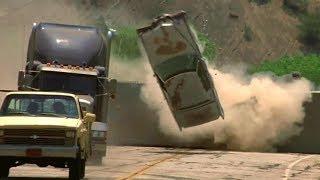 «BREAKDOWN» (Kurt Russell) Thriller, Action, Adventure